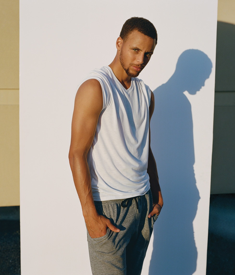 WALL STREET JOURNAL MAGAZINE - STEPHEN CURRY