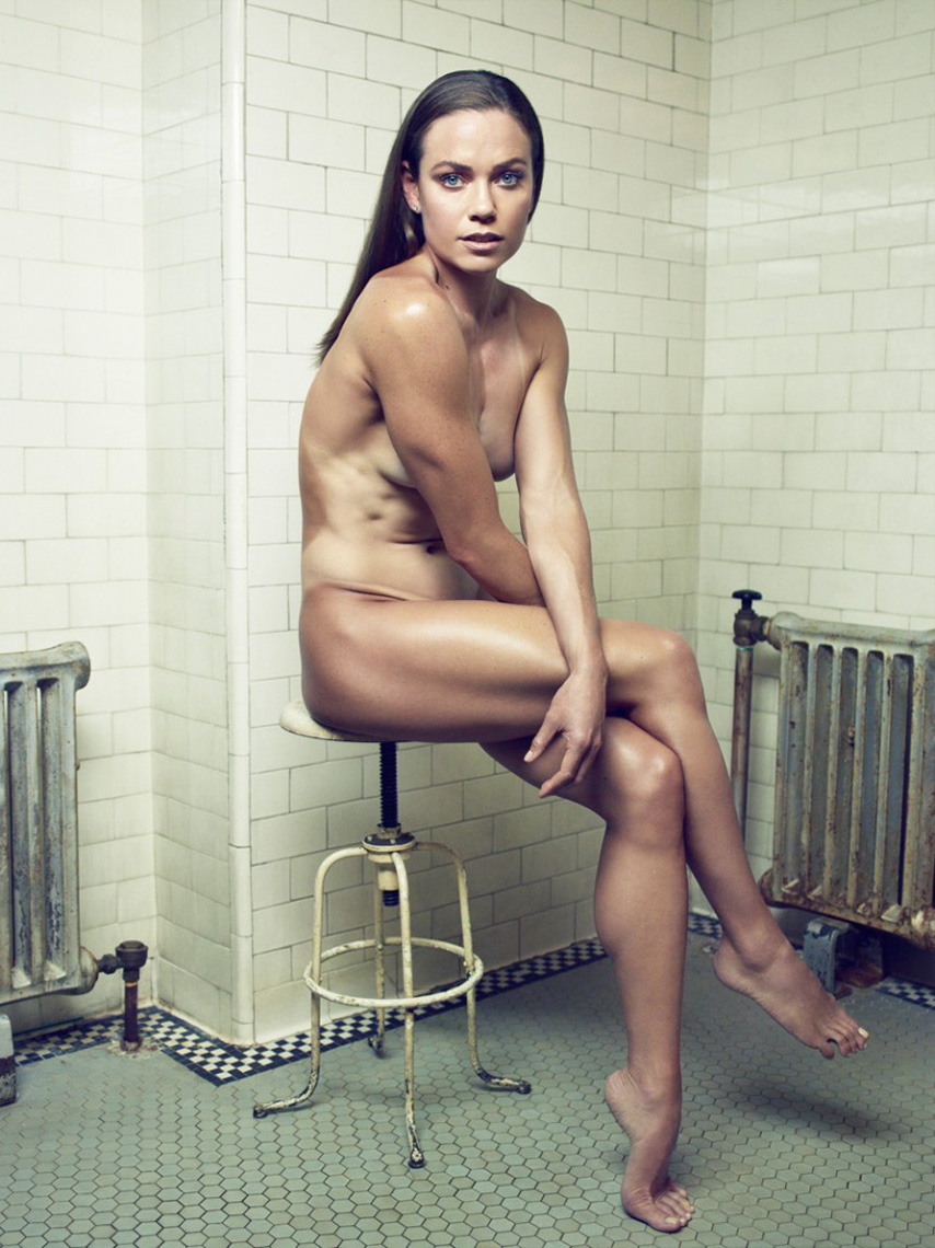ESPN: THE BODY ISSUE - NATALIE COUGHLIN