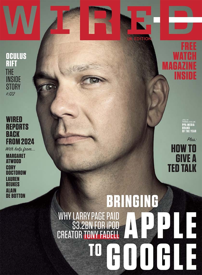 WIRED UK - TONY FADELL