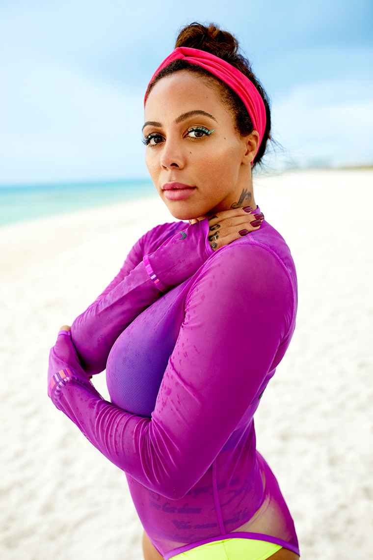 PARENTS MAGAZINE - SYDNEY LEROUX
