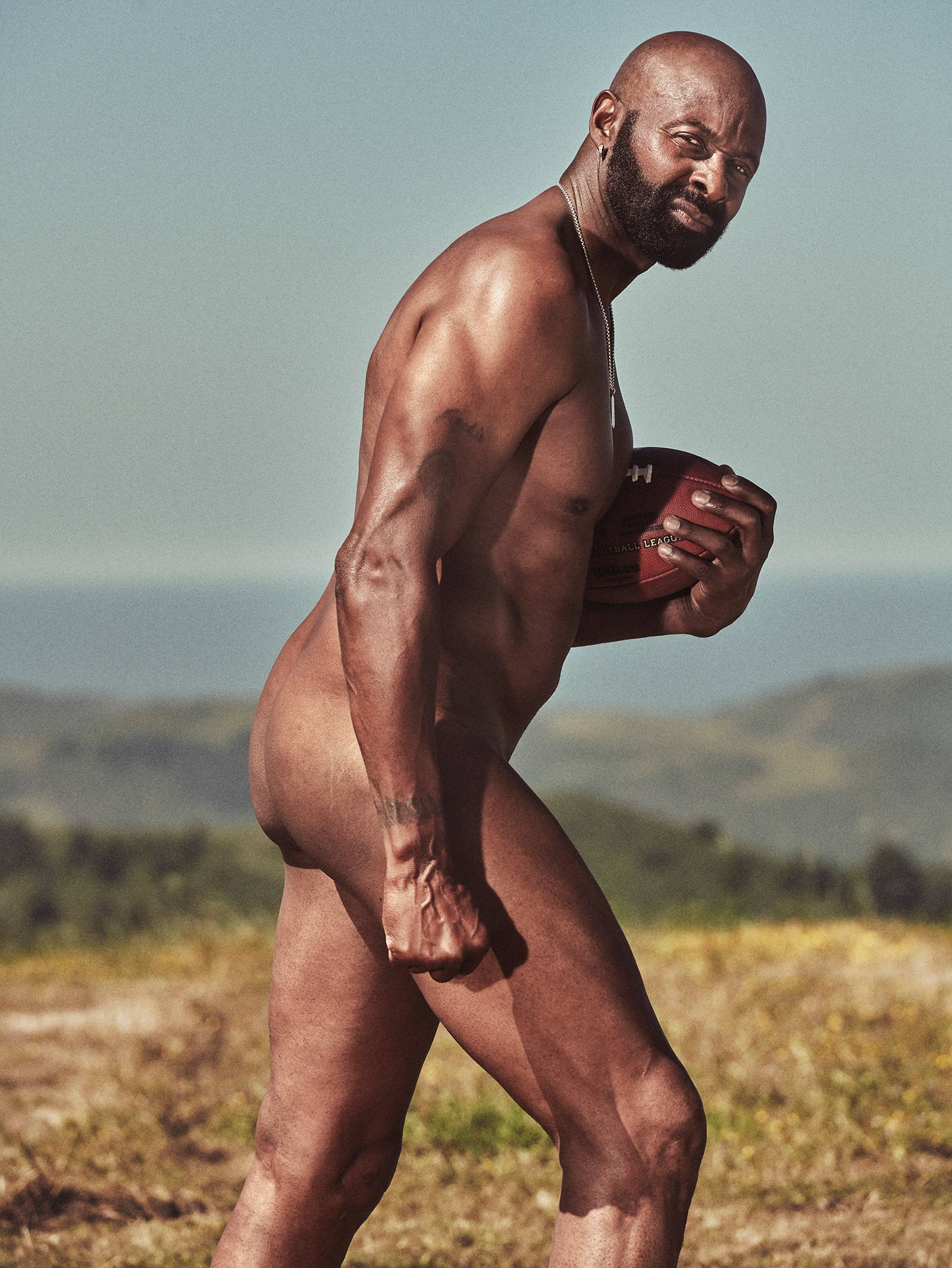 ESPN: THE BODY ISSUE - JERRY RICE